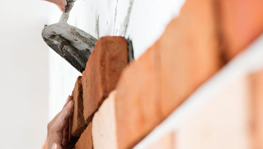 Traditionelt murerarbejde