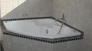 Nyt badevaerelse